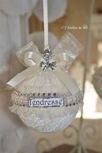 Decoration De Noel Shabby Chic