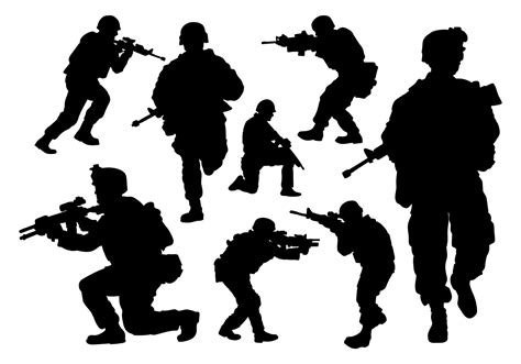 Download high quality military images in ai, svg, png, jpg and psd. Soldier Free Vector Art - (1,773 Free Downloads)