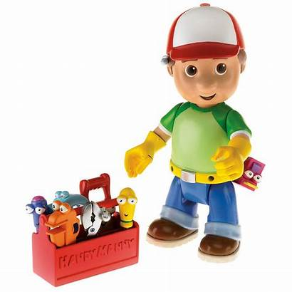 Manny Handy Toys Disney Figure Let Action