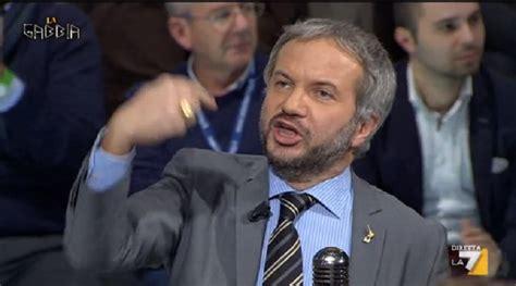 La Gabbia La7 Puntata Di Ieri La Gabbia Mega Catfight Di Claudio Borghi Contro Tutti