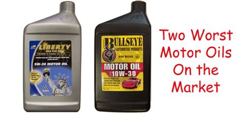 Worst Oil To Put In Your Engine  Torque News