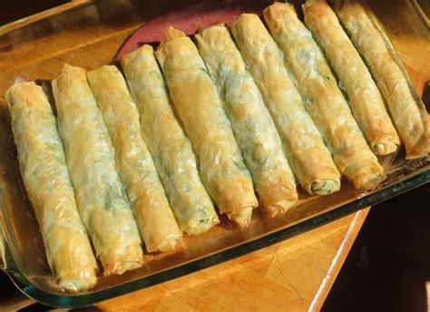 Festive indian appetizers in a glasson dine chez nanou. Spanakopita (Spinach & Feta In Phyllo) Recipe — Dishmaps