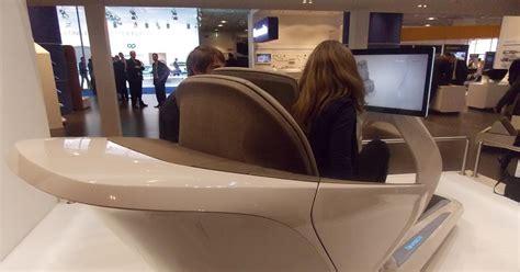 faurecia sieges d automobile voiture du futur faurecia présente les sièges du futur à