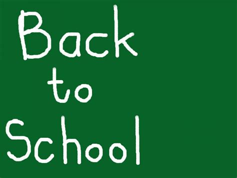 Back To School Free Stock Photo  Public Domain Pictures