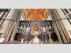 Google Street View comes to Cambridge University