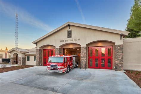 sacramento fire station  simile built