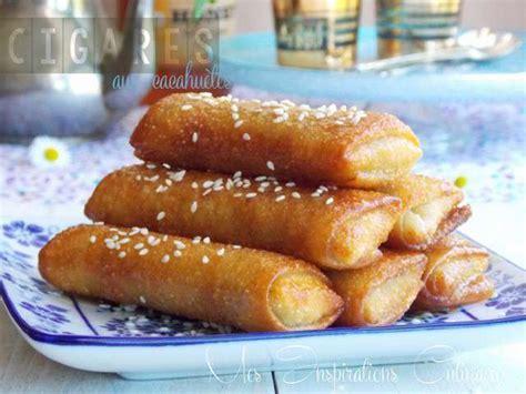 recettes de patisserie orientale et cacahuète