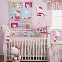 baby girls room Baby Nursery Decorating Checklist
