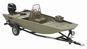 Lowe Jon Boat Center Console