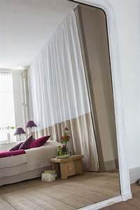 Rideau Avec Ruflette : cacher une armoire avec un rideau my blog ~ Premium-room.com Idées de Décoration