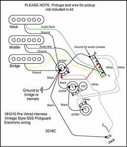 5 Way Wiring Diagram