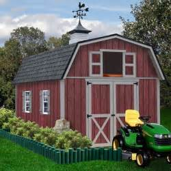 wooden sheds 10 x 12 slp