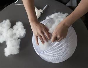 diy led cloud light the accenttm With lustre chambre bebe nuage