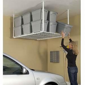 Ceiling Mounted Garage Storage Best Storage Design 2017