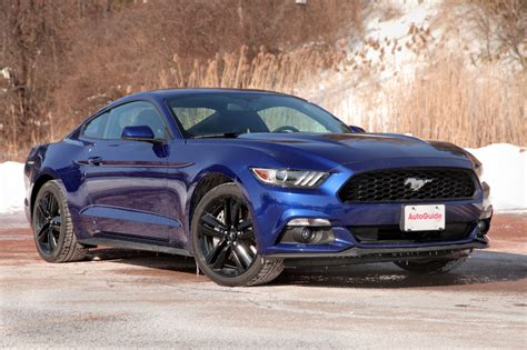 Ford Mustang 2015 Review by 2015 Ford Mustang Ecoboost Review Autoguide