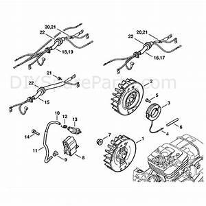 33 Stihl Ms 361 Parts Diagram