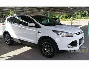 Ford Kuga 2013 : ford kuga 2013 ecoboost titanium 1 6 in labuan automatic suv white for rm 66 500 3569571 ~ Melissatoandfro.com Idées de Décoration