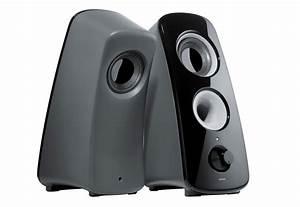 Logitech Z323 Review  This 2 1 Speaker System U0026 39 S Boomy Bass