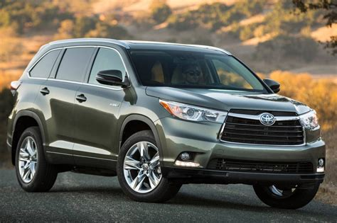 toyota jeep 2015 used 2015 toyota highlander hybrid for sale pricing