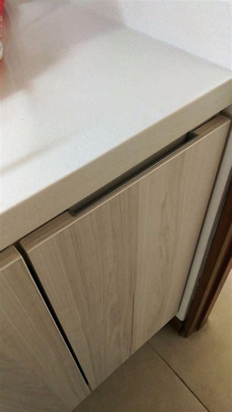 modernos tiradores  muebles de cocina  en
