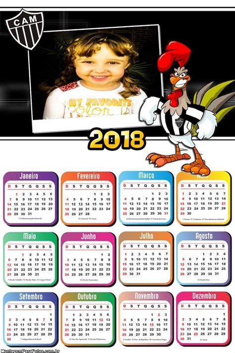 calendario galo mascote atletico mineiro montagem fotos