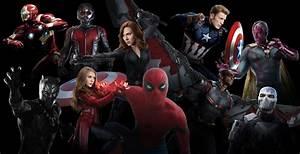 Power, Ranking, Every, Superhero, Costume, In, Captain, America, Civil, War
