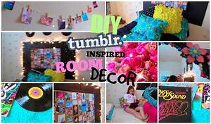 ♡DIY Tumblr Inspired Room Decor for Teens♡| Cute and Cheap ...