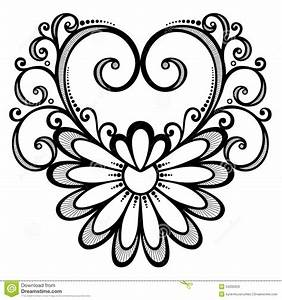 Deco Heart Stock Photos - Image: 34205053