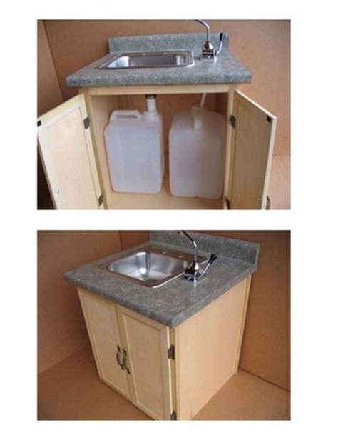 portable outdoor kitchen with sink 25 best ideas about portable sink on portable