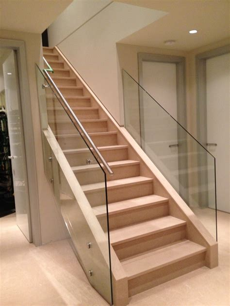 Modern Interior Stairs  Interior Design Painted Stairs
