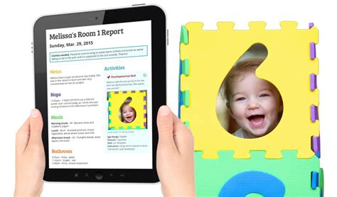 Daycare And Kindergarten Apps Make Parent-involvement A