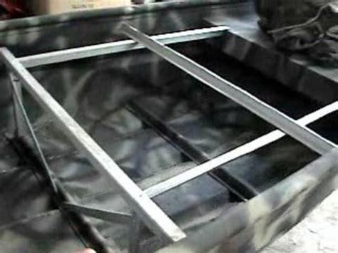 14 foot jon boat project part 5 youtube