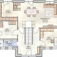 Grundriss Einfamilienhaus 200 Qm : emejing grundriss einfamilienhaus 150 qm pictures ~ Lizthompson.info Haus und Dekorationen