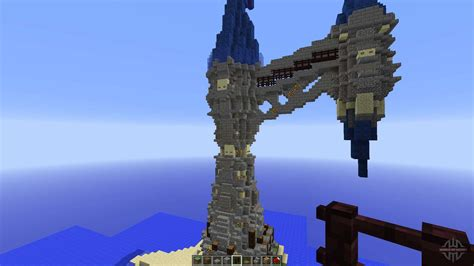 Wizard Tower for Minecraft