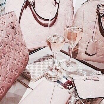 Louis, vuitton, pattern, art, backgrounds, full frame, no people. Rose gold | Aesthetic World Amino
