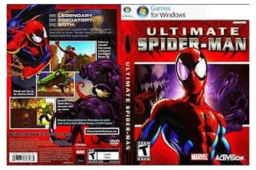 baixar ultimate spider man pc super compactado