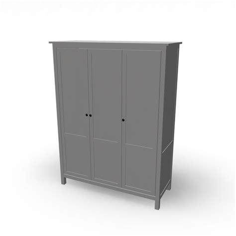 Hemnes Kleiderschrank Ikea by Hemnes Kleiderschrank 3 T 252 Rig Einrichten Planen In 3d