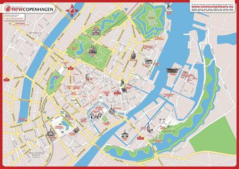 Carte De Pdf by Plan Gratuit De Copenhague Pdf 224 T 233 L 233 Charger