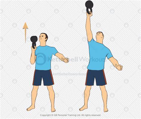 kettlebell press bottoms exercises exercise upside down kettle bell kettlebellsworkouts advanced overhead involves tricky holding start