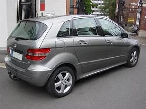 Mercedes Classe B 2006 : mercedes b class 11 2006 metallic comet grey lieu ~ Gottalentnigeria.com Avis de Voitures