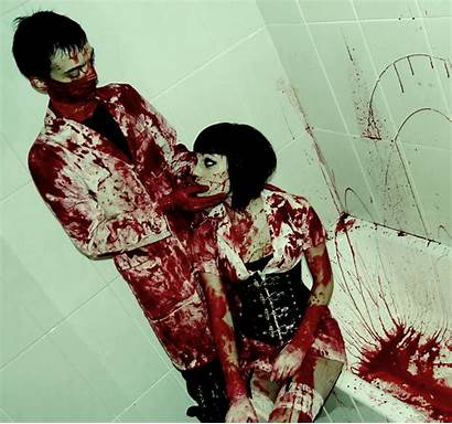 Bloody Halloween Wallpapers Horror Gory Folter Blood