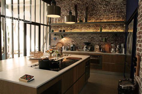 plafond de cuisine loft avec patio clav0024 agence mayday repérage de