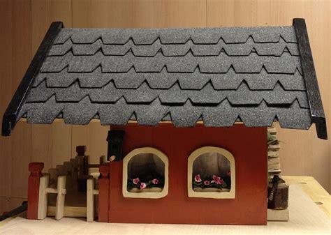 Modellhaus Selber Bauen Anleitung modellhaus f 252 r den garten bauanleitung zum selber bauen