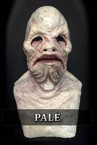 Innsmouth Silicone Mask