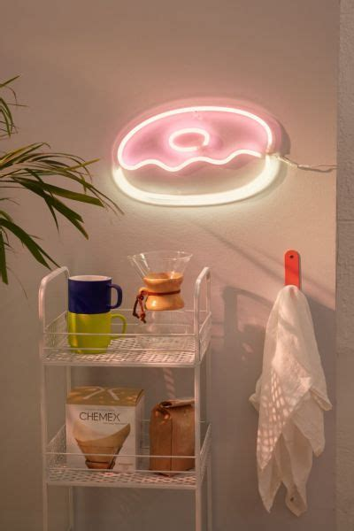 Donut Neon Sign   Urban Outfitters