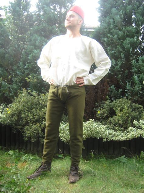 14th 15th cent Trousers » Trousers & hoses » Medieval On