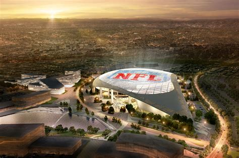 The Rams' Inglewood Stadium Could Be a Game Changer in ...