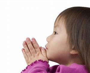 Kids Praying To God