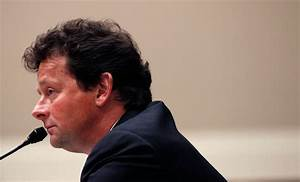 BP CEO Tony Hayward Testifies Before House Hearing On Oil ...