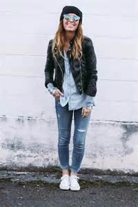 Tomboy Outfits with Converse